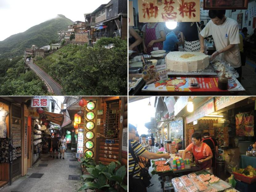 Jiufen Taiwan Photos Blog