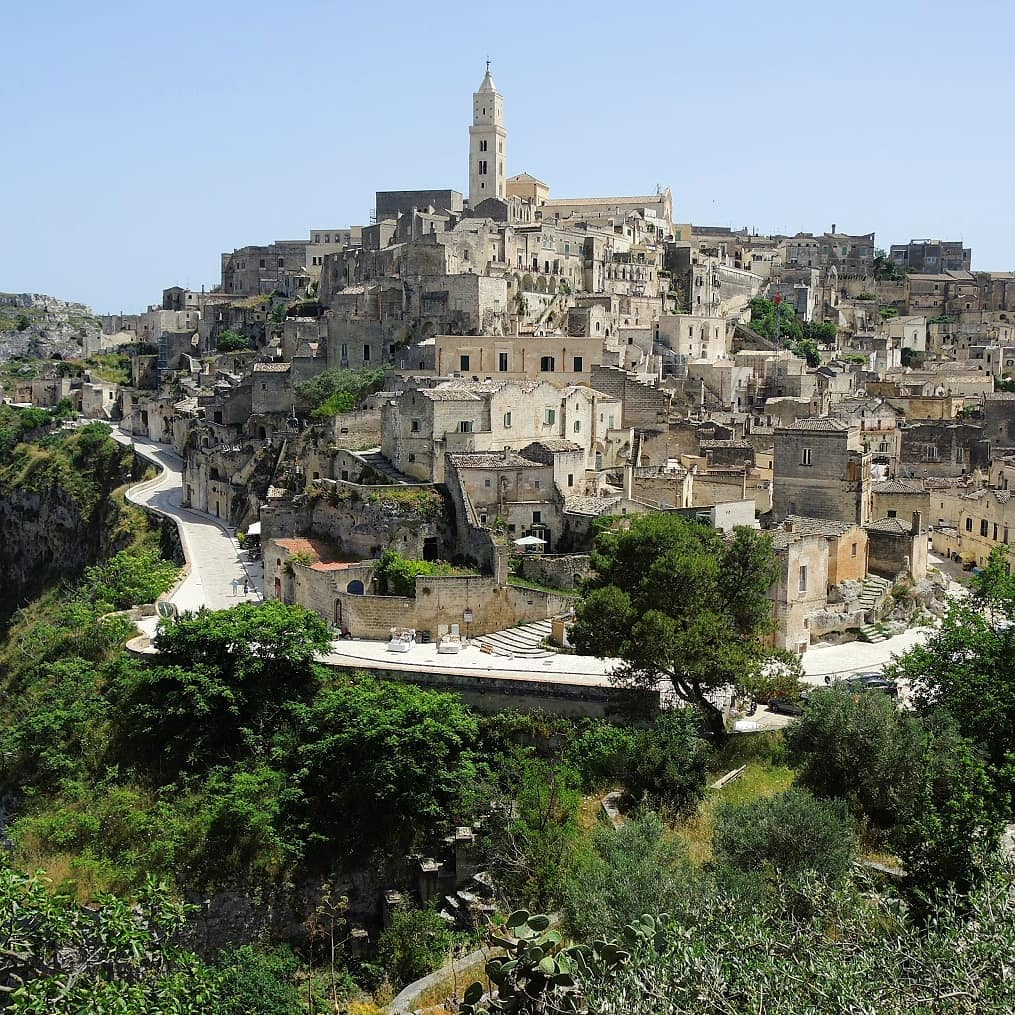 The Nomad Way Matera Italy